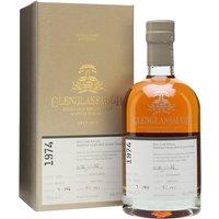 Glenglassaugh 1974 / 41 Year Old / Rum Barrel Finish Highland Whisky