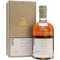 Glenglassaugh 1978 / 36 Year Old / For The Nectar Highland Whisky
