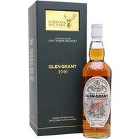 Glen Grant 1949 / 64 Year Old / Sherry Cask / Gordon & MacPhail Speyside Whisky