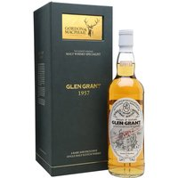 Glen Grant 1957 / 53 Year Old / Gordon & Macphail Speyside Whisky