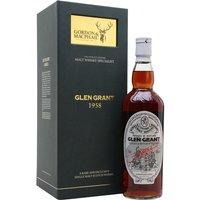 Glen Grant 1958 / 54 Year Old / Gordon & Macphail Speyside Whisky