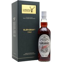 Glen Grant 1960 / 53 Year Old / Gordon & Macphail Speyside Whisky