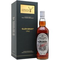Glen Grant 1961 / 52 Year Old / Gordon & Macphail Speyside Whisky