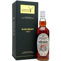 70cl / 40% / Gordon & MacPhail - A long-aged sherried Glen Grant 1963 from pioneering indie bottlers Gordon & Macphail.
