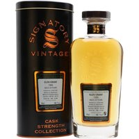 Glen Grant 1995 / 24 Year Old / Signatory Speyside Whisky