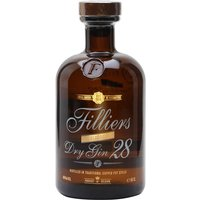 Filliers Dry Gin 28 / Small Batch 50cl