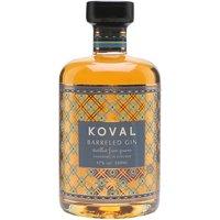 Koval Barrelled Gin
