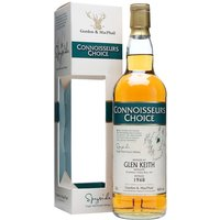 Glen Keith 1968 / Bot.2008 / Connoisseurs Choice Speyside Whisky