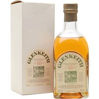 Glen Keith 10 Year Old Speyside Single Malt Scotch Whisky