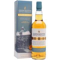 Glen Keith Distillery Edition Speyside Single Malt Scotch Whisky
