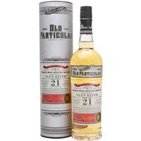 70cl / 51.5% / Douglas Laing - Produced at Glen Keith in November 1995, this Old Particular release has been aged for 20 years in a refill hogshead. Warming with notes of ginger, buttered toast and marmalade, this is a classic example of the distillery's fruity and spicy style.