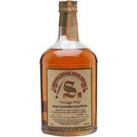 Glen Keith 1967 / 21 Year Old / Signatory Speyside Whisky