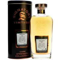 Glen Keith 1991 / 25 Year Old / Signatory Speyside Whisky