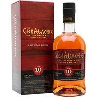 Glenallachie 10 Year Old / Port Wood Finish Speyside Whisky