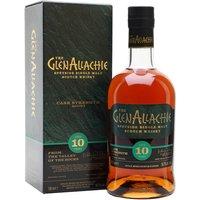 Glenallachie 10 Year Old Cask Strength Batch 3 Speyside Whisky