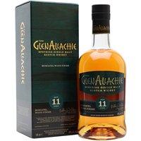 Glenallachie 11 Year Old / Moscatel Finish Speyside Whisky