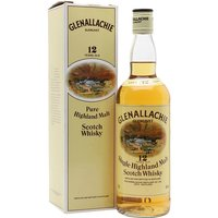 75cl / 40% / Distillery Bottling - This 12 year old whisky was distilled at Glenallachie and bottled during the 1980s.
