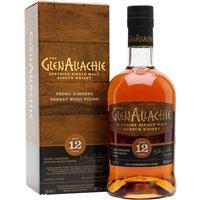 Glenallachie 12 Year Old / PX Finish Speyside Whisky