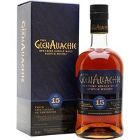 Glenallachie 15 Year Old Speyside Single Malt Scotch Whisky