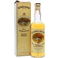 Glenallachie 1969 / 12 Year Old / Bot.1980s Speyside Whisky