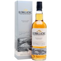 70cl / 40% / Distillery Bottling - Distillery Edition is the first ongoing release from Glenallachie since the 12 Year Old in the 1980s. This has notes of vanilla, citrus and hints of toast.