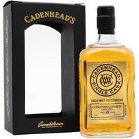 Glenlossie-Glenlivet / 48 Year Old /  Cadenheads Speyside Whisky
