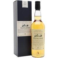 Glenlossie 10 Year Old / Flora & Fauna Speyside Whisky