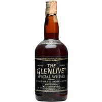 Glenlivet 19 Year Old / Cadenhead / Sherry Cask / Bot.1970s Speyside Whisky