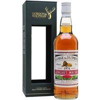 Glenlivet 1974 / Bot.2008 / Gordon & MacPhail Speyside Whisky