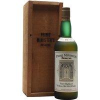 Glenlivet 10 Year Old / Prime Minister's Reserve Speyside Whisky