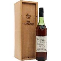 Glenlivet 1963 / 21 Year Old / Chairmans Reserve Speyside Whisky