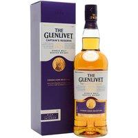 Glenlivet Captain's Reserve Speyside Single Malt Scotch Whisky