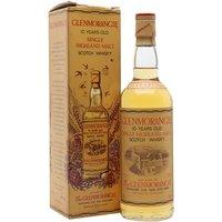 Glenmorangie 10 Year Old / Bot.1980s Highland Whisky