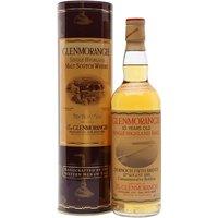 Glenmorangie 10 Year Old Dornoch Firth Bridge Highland Whisky