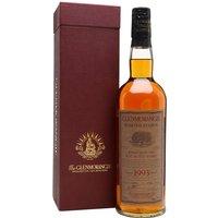 Glenmorangie 1993 / Burr Oak Reserve Highland Whisky