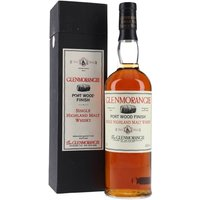 Glenmorangie Port Wood / 1st Release Highland Whisky