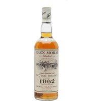 Glen Moray 1962 / 24 Year Old Speyside Single Malt Scotch Whisky