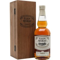 Glen Moray 1971 / 28 Year Old Speyside Single Malt Scotch Whisky