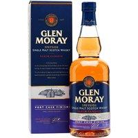 Glen Moray Port Cask Finish Speyside Single Malt Scotch Whisky