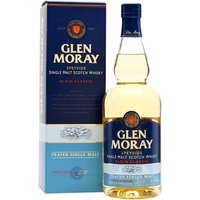 70cl / 40% / Distillery Bottling - The peated entry in Glen Moray's Classic range of excellent-value Speyside whiskies. This is lightly spiced with notes of smoke and vanilla.