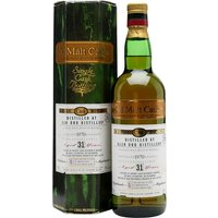 Glen Ord 1970 / 31 Year Old / Sherry Finish / Old Malt Cask Highland Whisky