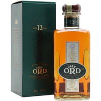 Glen Ord 12 Year Old Highland Single Malt Scotch Whisky