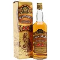 Glenordie 12 Year Old / Bot.1980s Highland Single Malt Scotch Whisky