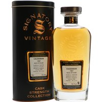 70cl / 54.7% / Signatory - Distilled shortly before the distillery closed, this single cask was distilled at the Caledonian grain distillery on 10 April 1987. Matured in a hogshead for 29 years, this was bottled on 31 January 2017.