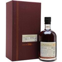 """Girvan 1968 / 47 Year Old / """"Velier 68"""" / Velier 70th Single Whisky"""