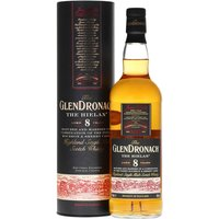 Glendronach 8 Year Old / The Hielan Highland Single Malt Scotch Whisky