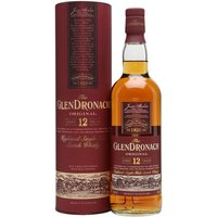Glendronach 12 Year Old Original Highland Single Malt Scotch Whisky