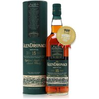 Glendronach 15 Year Old Revival / Sherry Cask / Bot.2013 Highland Whisky