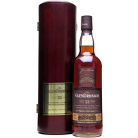 Glendronach 33 Year Old / Sherry Cask Highland Whisky