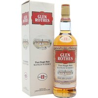 Glenrothes 12 Year Old / Bot.1980s Speyside Single Malt Scotch Whisky